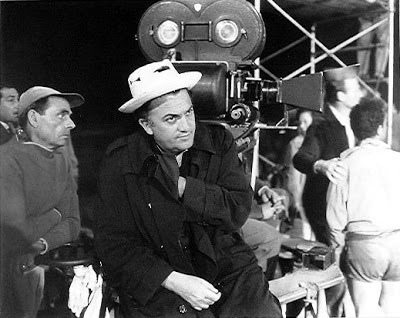Italian master filmmaker, Federico Fellini, Camera, best films