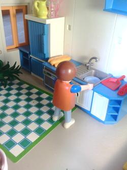 Playmobils des dimanches pluvieux