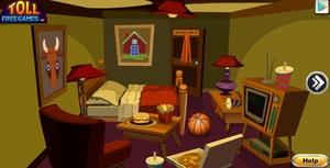 Jouer à Television room escape