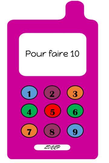 The téléphone pour faire