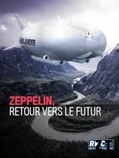 Zeppelin Retour vers le futur