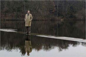 The Reader : photo Ralph Fiennes, Stephen Daldry