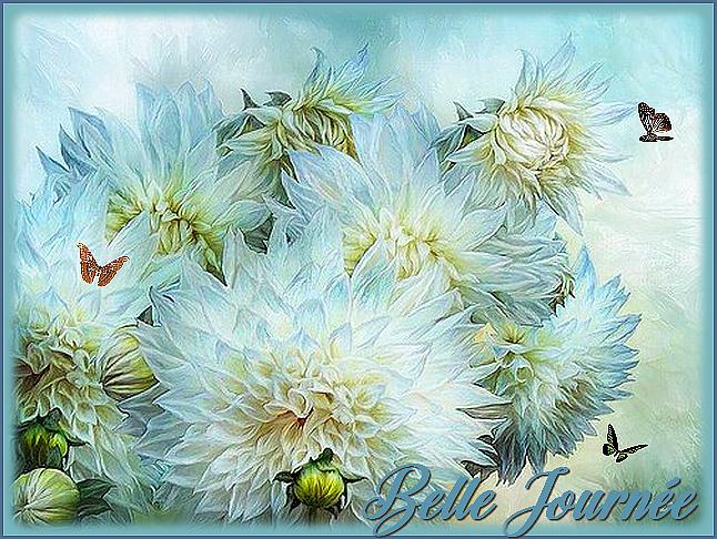 *La Fleur et l'oiseau...