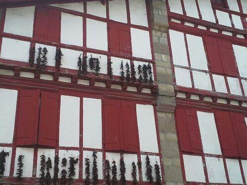 Jolies maisons basques
