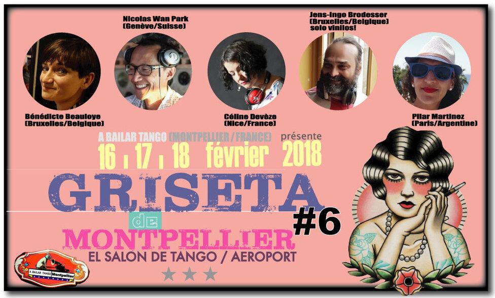 // ABailarTango Montpellier PROGRAMME SAISON 2017-2018 //