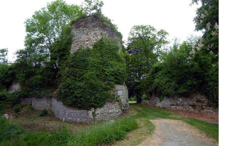 LES REMPARTS DE LONGUEVILLE-SUR-SCIE (Seine-Maritime)