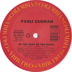 Pauli Carman - In The Heat Of The Night