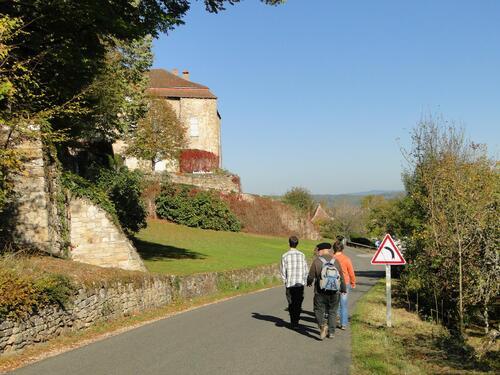 Le chateau de Béduer