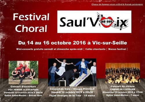 Festival Saul'voix # 1