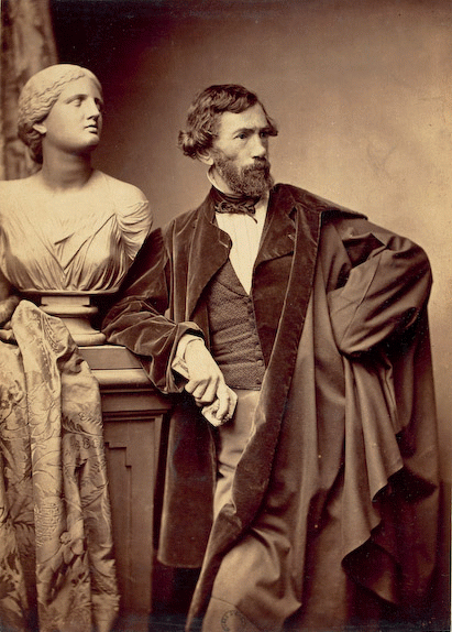 François Jouffroy, sculpteur dijonnais