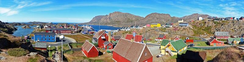 Bonjour de Sisimiut - Groenland