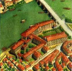 I comme Institutions hospitalières de Toulouse sous l'Ancien Régime