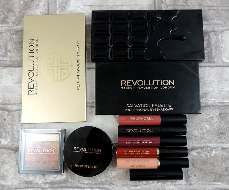 Oups i did it again Nouveautés makeup revolution