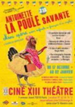 Antoinette la poule savante : opéra pour enfants