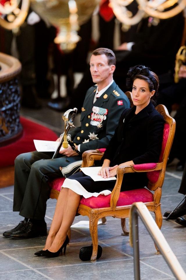 Marie et Joachim