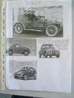 """Septième exposé """"Les voitures"""""""