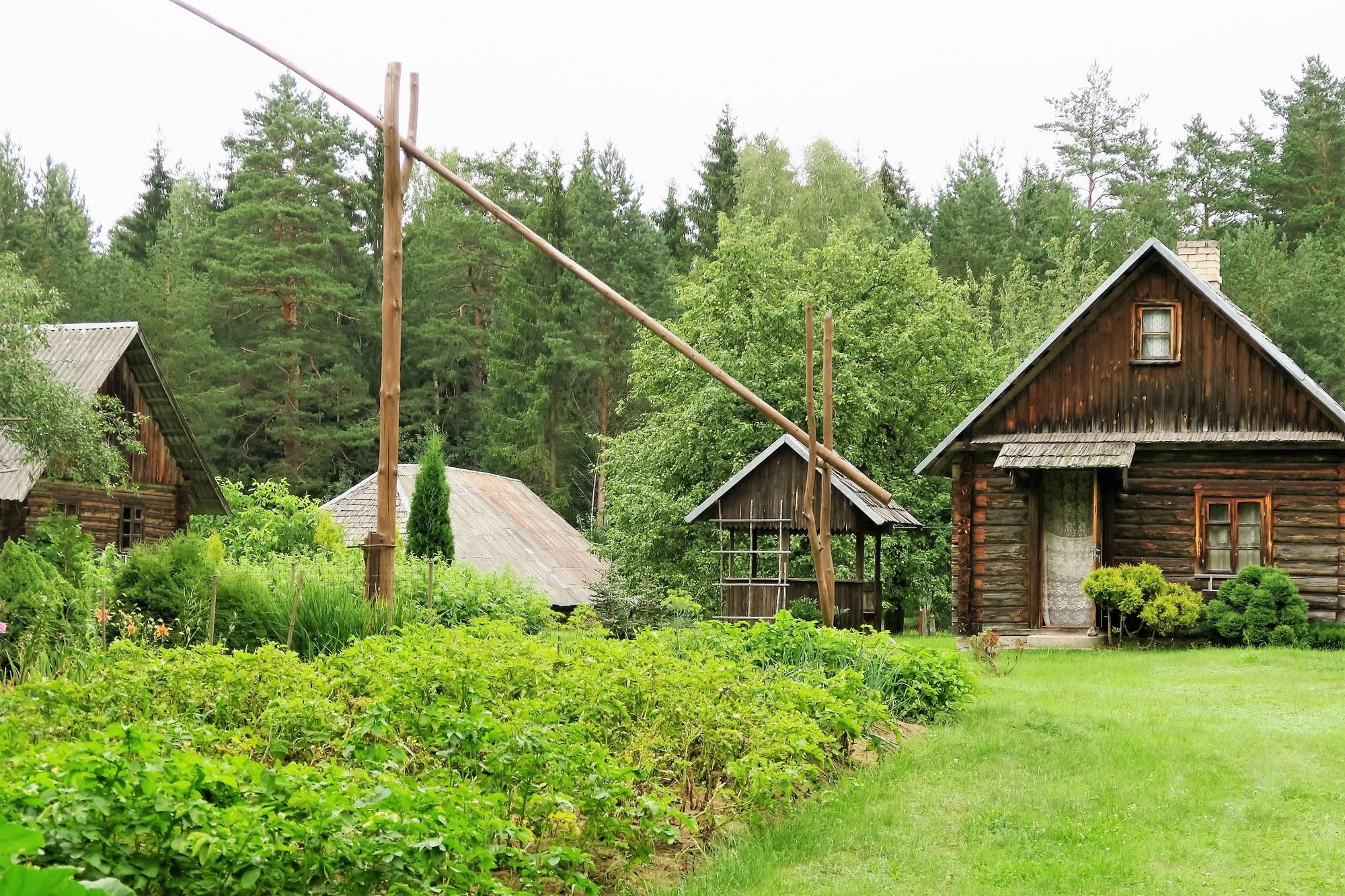 Maison à Vaišnoriskeš