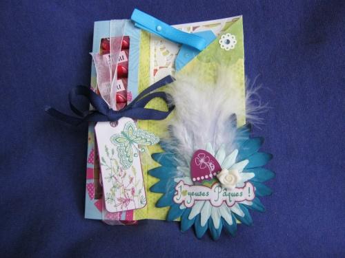 Swap de Pâques .....cartes reçues.