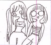 """31 dessins d'OC/persos de BD + """"nouvelle"""" OC !"""