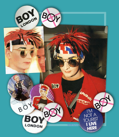 Boy George - 1987 [Booklet The Triumphant Return] [UK]