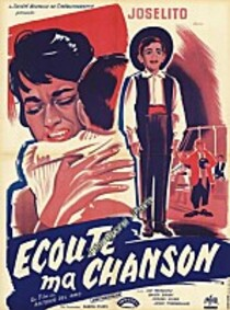 ECOUTE-MA-CHANSON BOX OFFICE FRANCE 1961