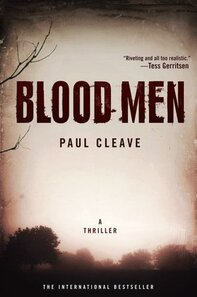 blood men paul cleave