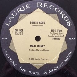 Mary Mundy - Love Is Gone