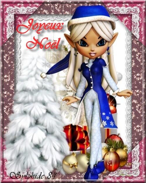 ✿ Cookie Joyeux Noël ✿