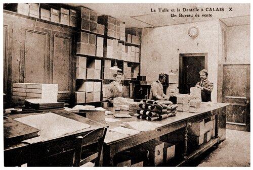 Bureau de vente