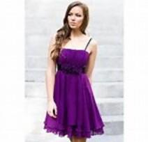 Quelles robes violette préféré-vous: