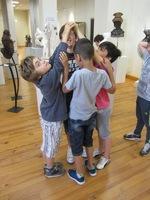 """Médiathèque Exposition """"Biennale de la sculpture"""" (1)"""