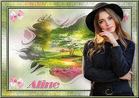 * Aline *
