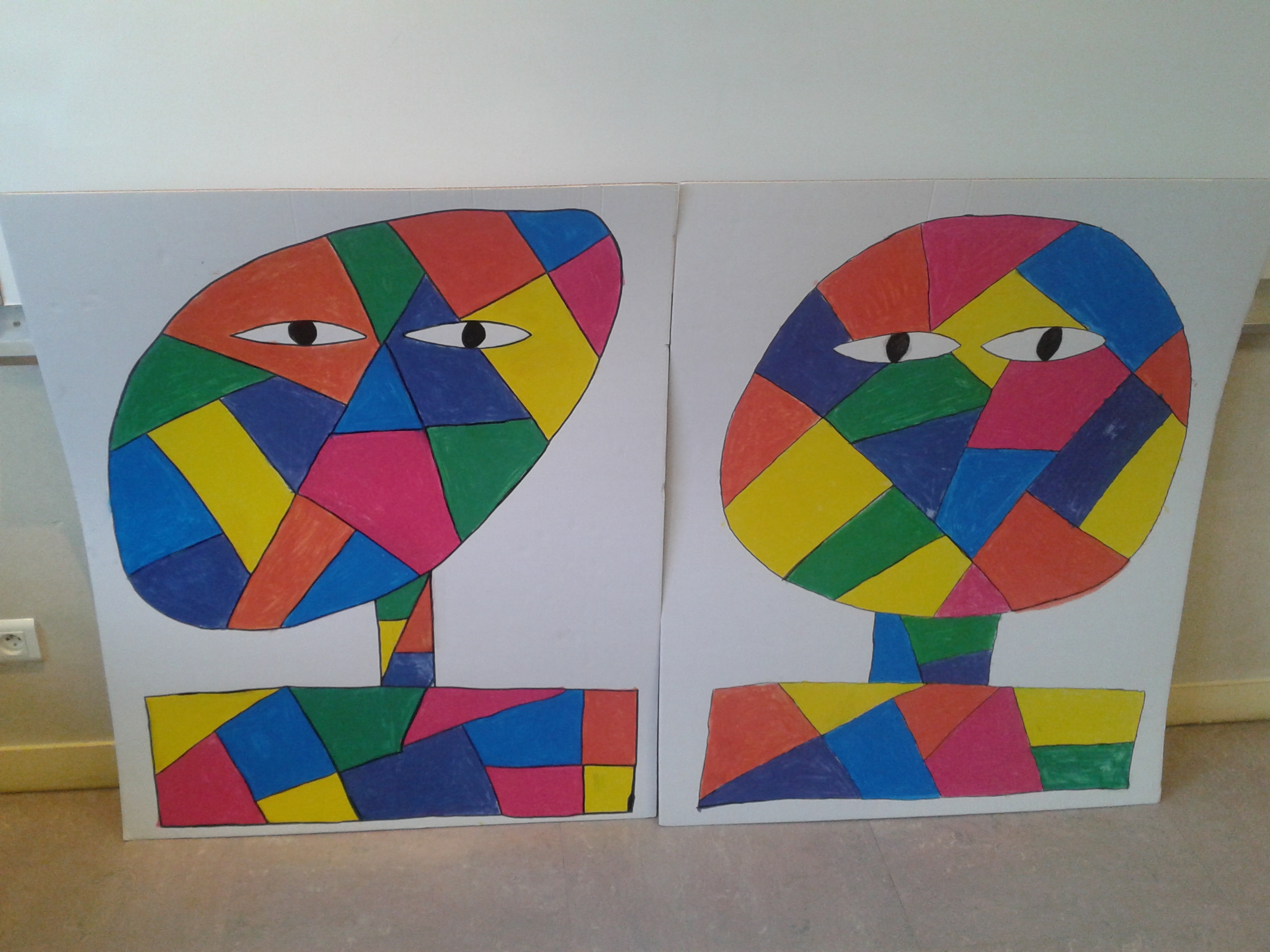 Tableau De Paul Klee La Classe