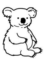 Fichiers découpe des animaux Australie