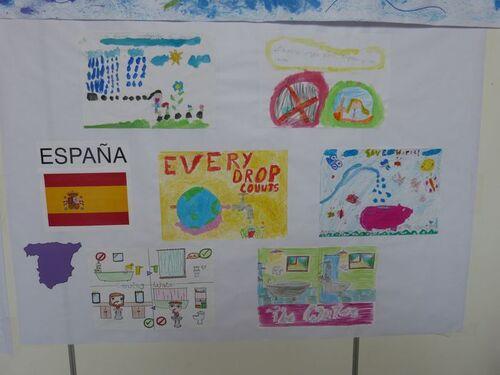 Séjour en Espagne
