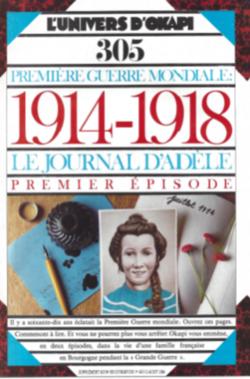 Journal d'Adèle