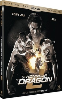 [Blu-ray 3D] L'Honneur du Dragon 2 (Tom yum goong 2 )