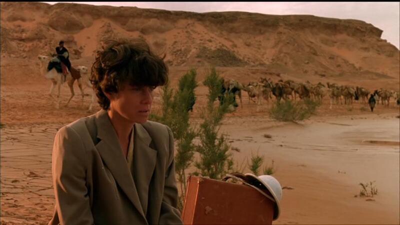 Un thé au Sahara (Bernardo Bertolucci)
