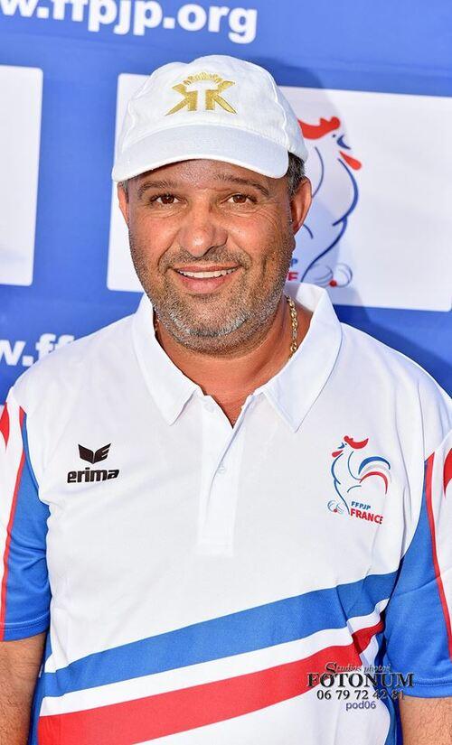 Championnat de France Tête à Tête Masculin