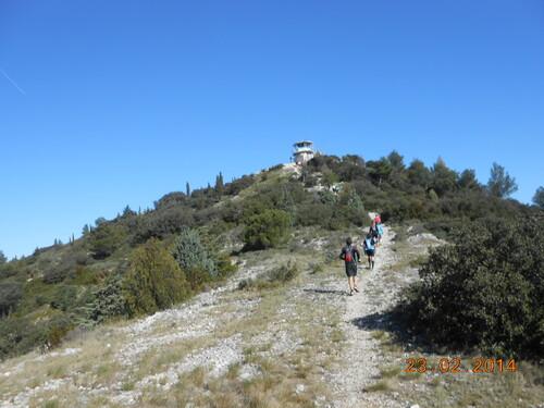 Trail du Glanum 26km +850m positif