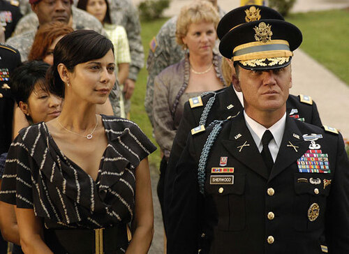 American wives (Army wives)