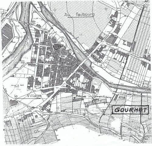 GOURNET Création d'un quartier