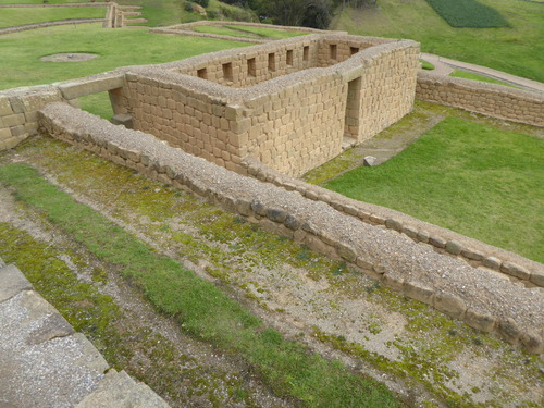 "Site archéologique ""Ingapirca"""