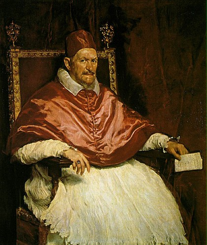 diego velazquez 1 portrait of innocent x