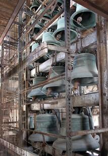 Le carillon d'Enghien en la tour de l'église St-Nicolas