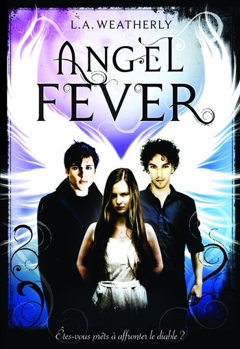 Angel fever - Lee Weatherly