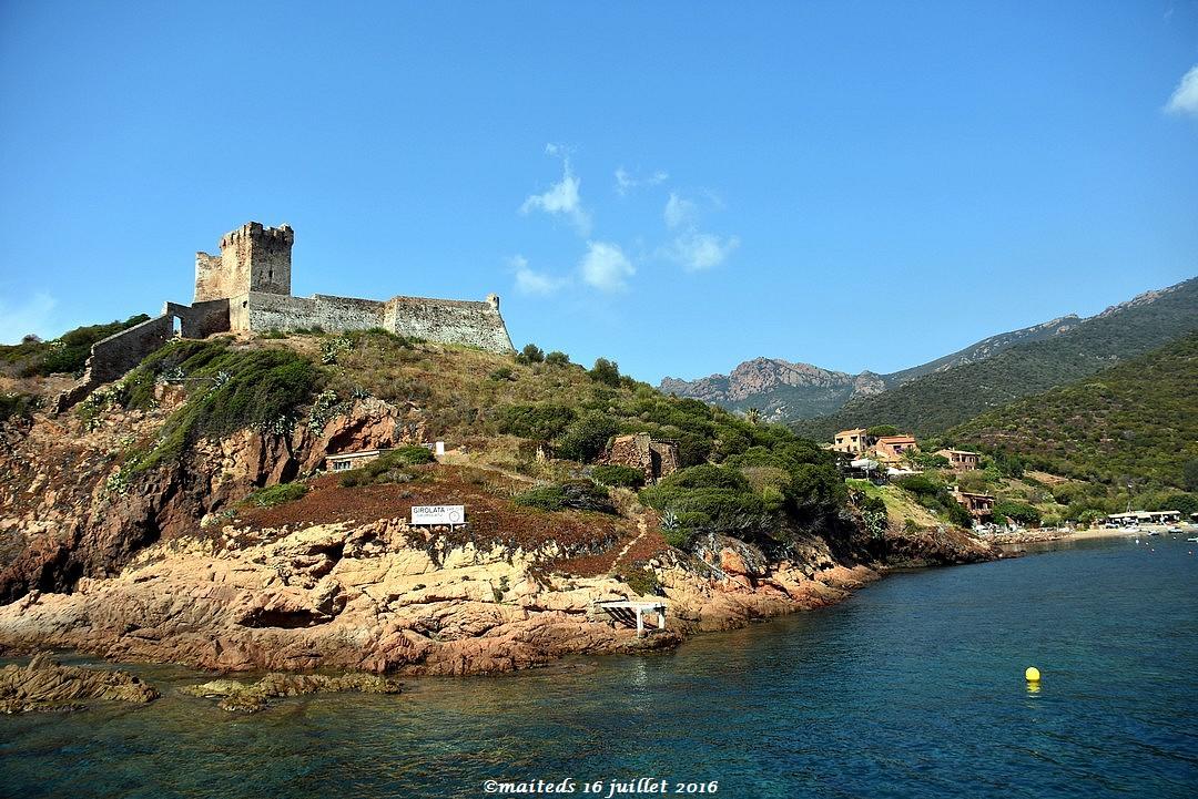 Girolata - Corse