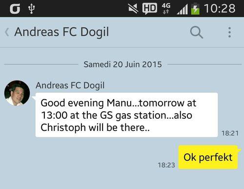 Mach's gut FC Dogil