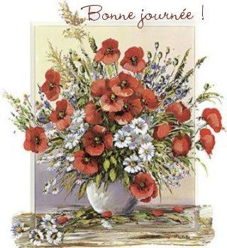 BONNE JOURNEE & BELLE JOURNEE !!!