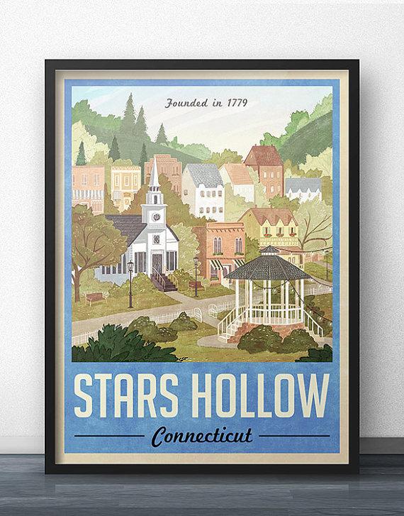 Je veux aller vivre à Star Hollow